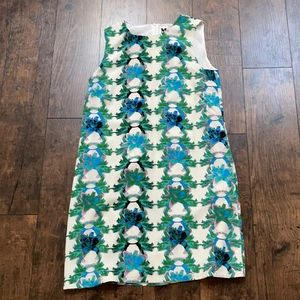 Missoni Floral Print Sleeveless Dress
